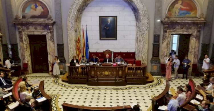 La sede de la fusión de Bankia y Caixabank, reclamada en Valencia