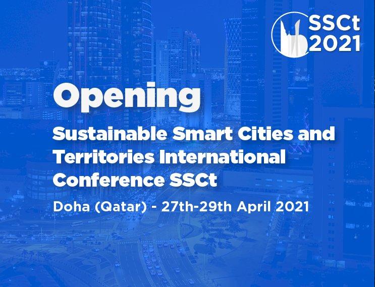 Ya ha comenzado el congreso sobre Ciudades Inteligentes SSCt 2021