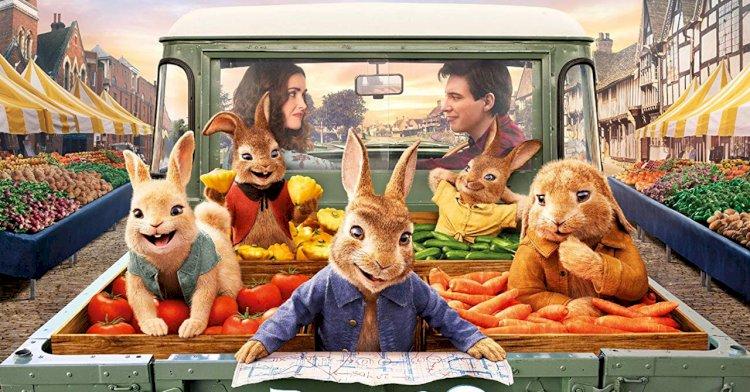 """""""Peter Rabbit 2: A la fuga"""": tráiler, fecha de estreno y reseña"""