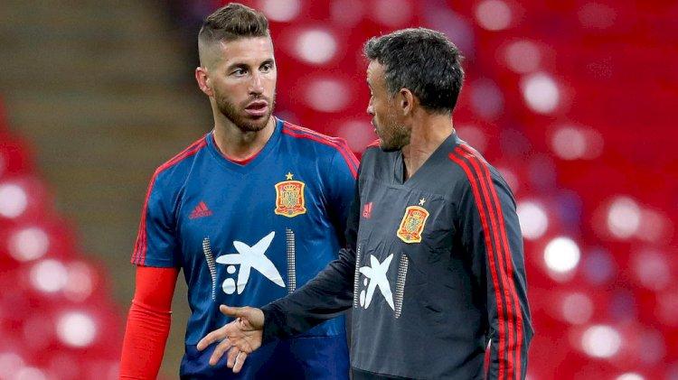 Convocatoria de España para la Eurocopa: Ramos se queda fuera