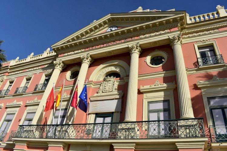El ayuntamiento de Murcia amplía a 50 invitados el aforo para la celebración de matrimonios civiles