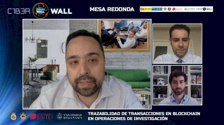 Trazabilidad de transacciones en blockchain en operaciones de investigación