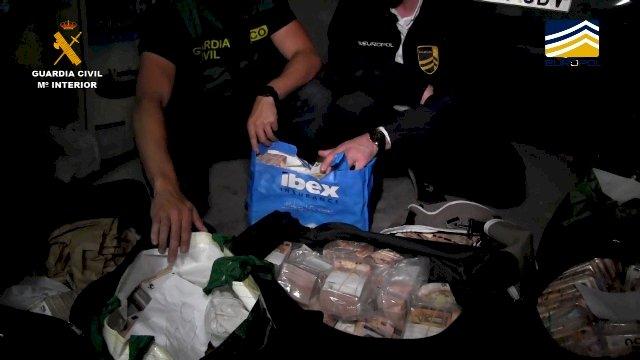 Desmantelada una organización criminal que controlaba el tráfico de cocaína en Algeciras