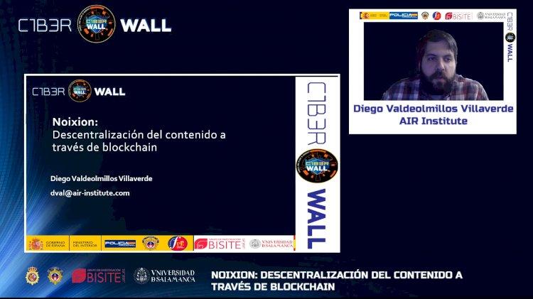 Noixion: descentralización del contenido a través de blockchain