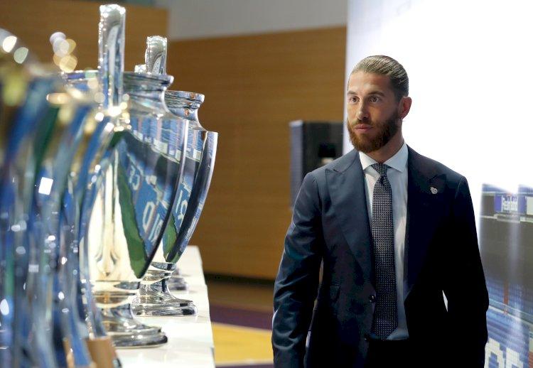 Sergio Ramos se despide del Real Madrid tras 16 años