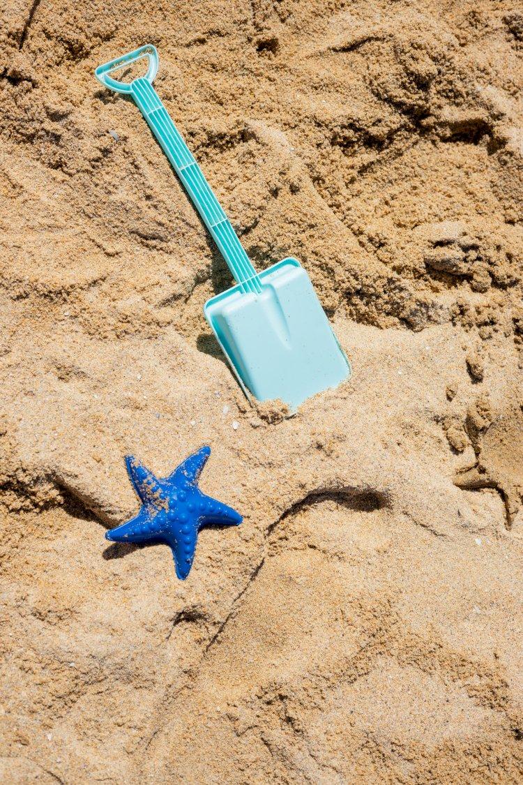 Sandbox-Haciendo castillos sobre la arena