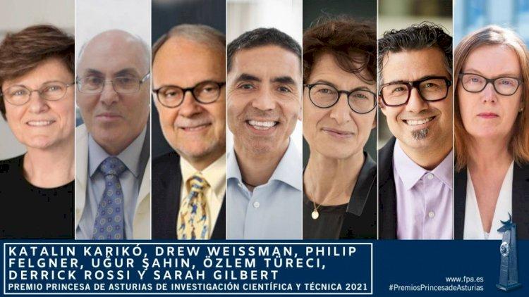 Los Premios Princesa de Asturias reconocen la labor de los investigadores de las vacunas