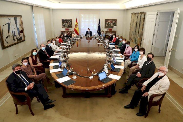 Primera reunión del Consejo de Ministros: ¿cómo queda el Gobierno de Sánchez?
