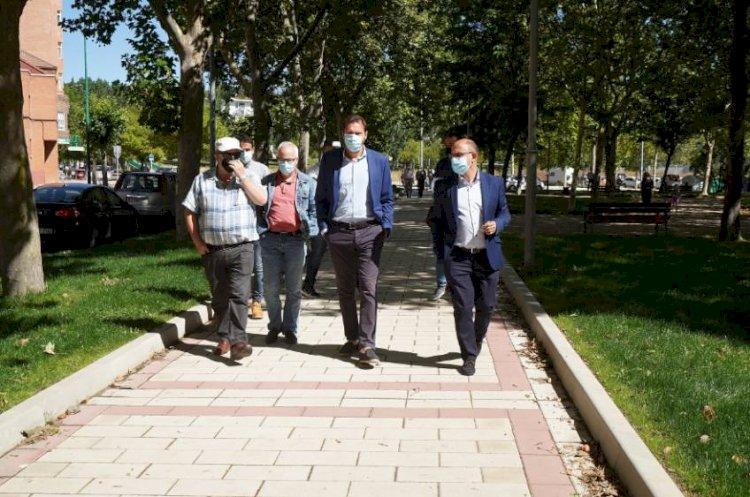 El ayuntamiento invierte cerca de 700.000 euros en mejorar varias Calles del Barrio de la Victoria y Puente Jardín