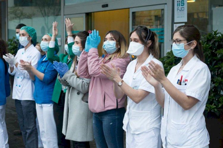 Continúa el descenso de contagios e incidencia de Covid-19 en España