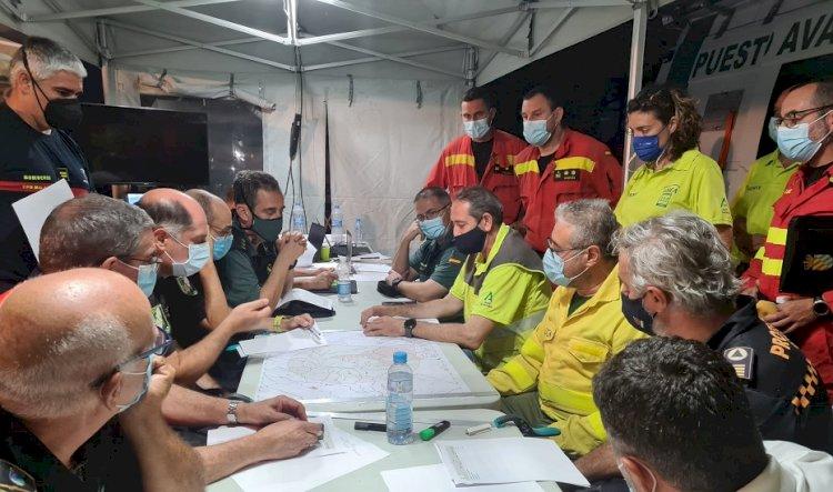 Autorizado el regreso a casa de las 1.054 personas desalojadas de Estepona y Benahavís