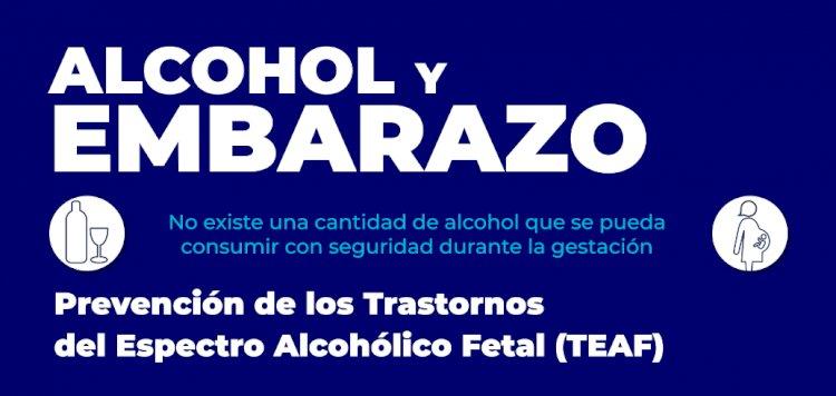El ministerio de sanidad recuerda que el trastorno del Espectro Alcohólico fetal es 100% prevenible