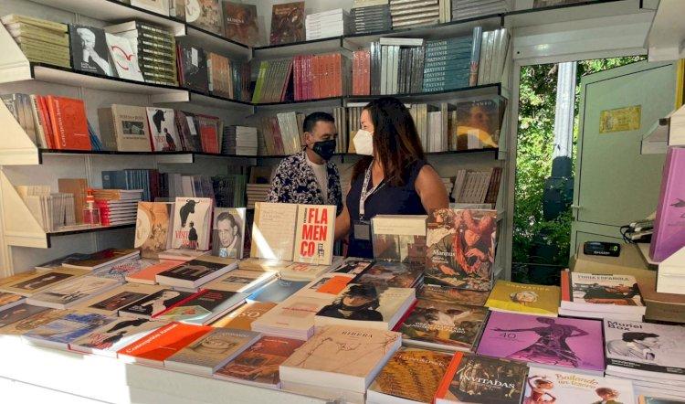 El Ministerio de Cultura y Deporte muestra sus publicaciones en la Feria del Libro de Madrid 2021