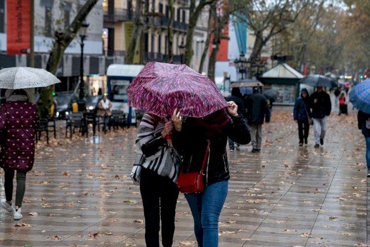Vuelven las tormentas: alerta en parte de la Península de cara al fin de semana
