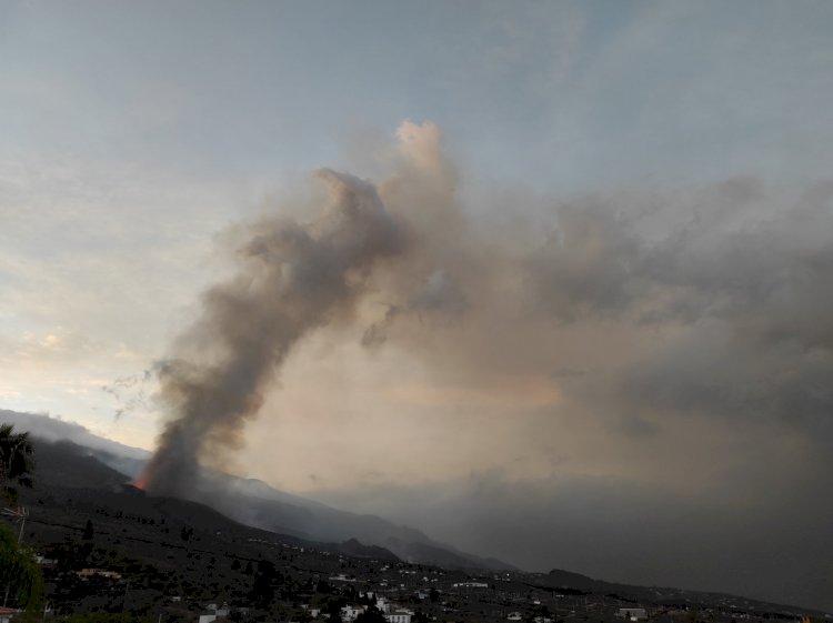 Cómo afectan las emisiones volcánicas de La Palma al medio ambiente y a lasalud
