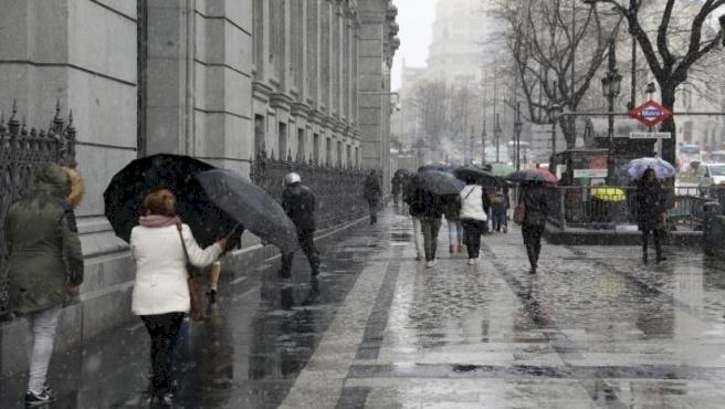 Alerta por fuertes lluvias y riesgo de incendios de cara al fin de semana