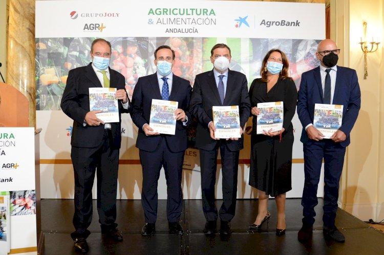 Luis planas: el sector agroalimentario es una parte estratégica de la economía española