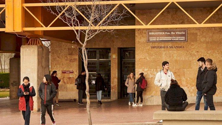 La vuelta masiva de estudiantes erasmus es una realidad durante este nuevo curso