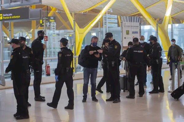 La Policía Nacional detiene a un terrorista en el aeropuerto de Barajas