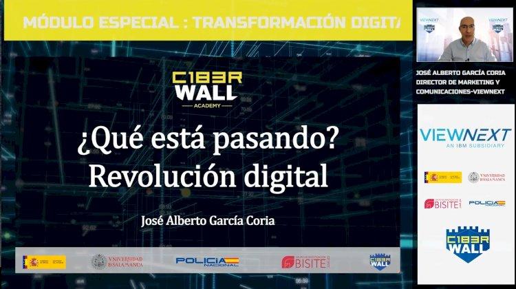 ¿Qué está pasando? Revolución digital