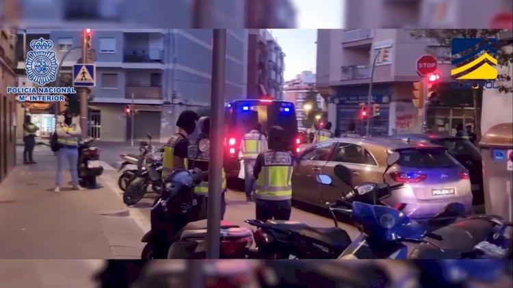 Detenidos cinco presuntos yihadistas en Madrid y Barcelona